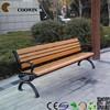 garden waiting rest bench