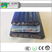 maosheng PUR abrasion resistance, china Long life , COLD RESISTANT CABLE