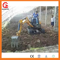 New Small Hydraulic Crawler Excavator