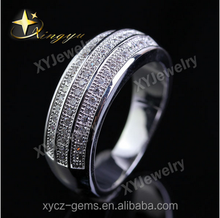 poplular value 925 silver ring with cz for women XYR100679