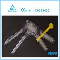 center stick, French type vaginal speculum,medical instrument