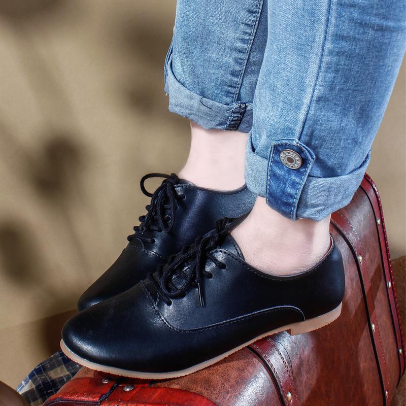 Comprar De Cuero Mujer Yah5qu Zapatos Oxford wtqxx7aIn