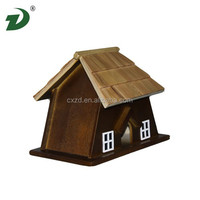 2015 luxury chic wooden crate dog house