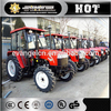 4WD Lutong farm tractor 1004 with tractor parts for sale