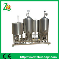 Discount 50l home stainless steel beer making machine beer brewing equipment