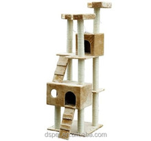 "Dspet 71"" Deluxe Cat Tree Condo Pet Scratcher Furniture Scratcher Post new pet products"