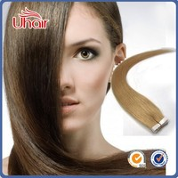 China Wholesale Cheap 100 Remy Brazilian Virgin Human Hair Tape Hair Extension Alibaba Stock Price