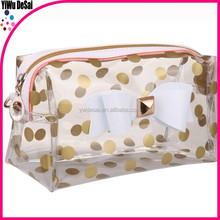 New sedign small promotional comestic bag women make up bag lovely bowknot makeup bags