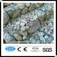 wholesale alibaba China CE&ISO certificated gabion box pvc coated hexagonal wire mesh(hexagonal wire netting)(pro manufacturer)