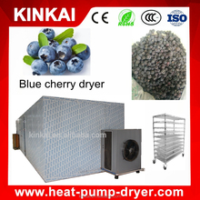 Good quality blue cherry/ cherry / dehydrator fruit drying machine