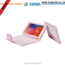 2014 New Keyboard Case Flip Cover / Carry Case For Samsung Galaxy Tab 7 Lite / e-Reader Book case Keyboard case