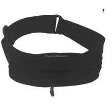 flexible stretch running belt With bag