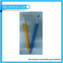 school Plastic cheap ball pen student use ball pen
