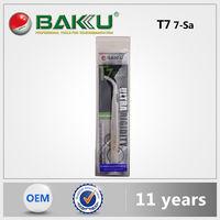 Baku Top Class Original Design Diagonal Cutting X Tweezers For Iphone