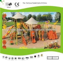 área de juegos los equipos utilizados para el preescolar