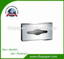 cubierta de asiento de inodoro dispensadores de tejido para el uso de papel