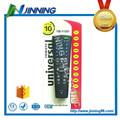 8 en 1 universal de control remoto urc22b códigos, programable de control remoto ir