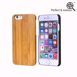 mobile phone accessories Natural wood cell phone for wood case iphone 6