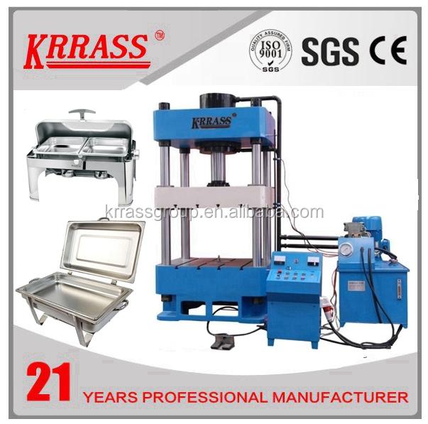 Krrass CNC 또는 기계 전원 작은 테이블 프레스