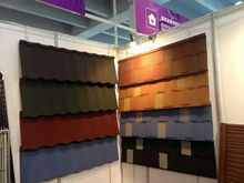 NEW DESIGN STONE COATED ROOF TILES