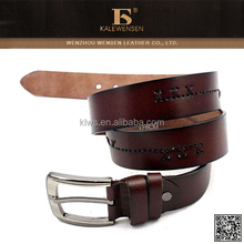 New arrival2015 fashion belts top brand for men
