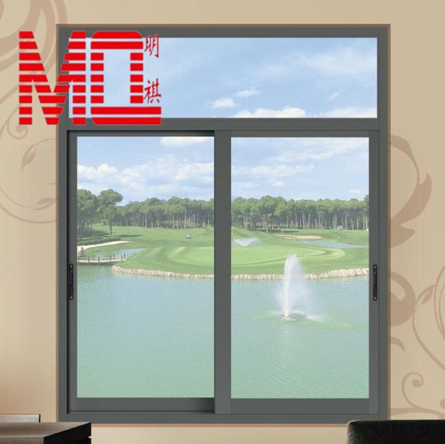 Aluminum Windows Product : Aluminium windows burglar proof view