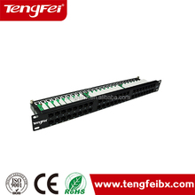 cat6 Enhanced Patch Panel 48 port Networking