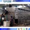 fruit mesh belt dryer / fruit dryer equipment / conveyor belt dryer machine