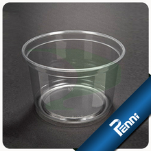 32oz clear plastic food disposable container