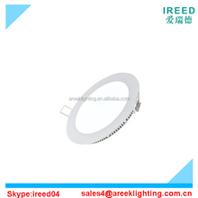 3W,6W,9W,12W,15W,18W,24W Round or Square SMD Led Ultra Slim Panel Light(Lamps) with Spring for office or house decoration
