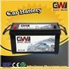 maintenance free lead acid type N100MF 12V 100Ah SMF Battery
