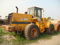 used TCM wheel loader L39, original from Japan low price