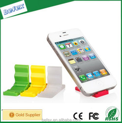 Promotion Custom Logo Printed ABS Material Cell Phone Holders