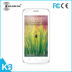 Dual Sim Dual standby 4.5 inch Android 4.4 Dual Core 5.0MP camera 3G Smart phone
