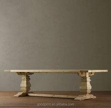Modern Dining Room Furniture European Wood Dining Table