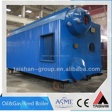 Best New Products SZS Gas Steam Boiler For Cooking