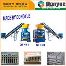 QT4-24 brick machine for myanmar