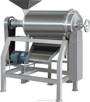 new type ginger juice squeezing machine