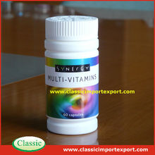 Private label/contract manufacturer male Multivitamin capsules in bottles or blister card