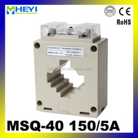 Indoor current transformer MSQ CURRENT TRANSFORMER Class 0.5