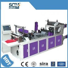 SCM 1000 automatic plastic bag making machine price in china