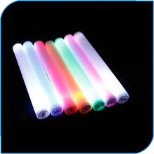 2015 Concert Favor Multi Color Cheer Flashing Light Up Foam Sticks