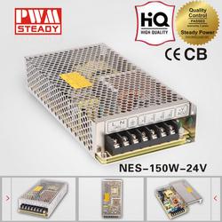 nes-150-24 150w 24vdc led switching mode power supply 150 w 24 v