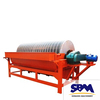 High Seperator Efficiency iron separator, iron ore magnetic separator with SGS