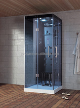 steam shower with aroma aqua glass steam shower/steam shower room