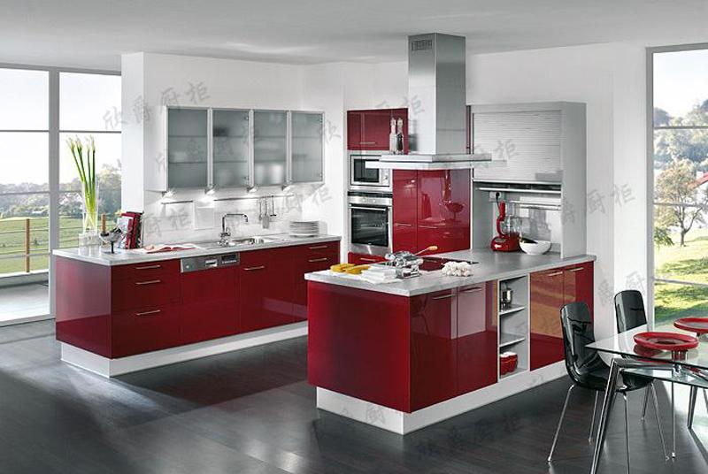 ltimo nuevo diseo pvc mueble cocina mueble cocina modular de colores