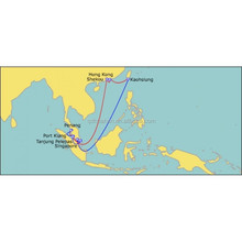 Competitive international shipping from china to singapore