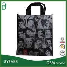 shanghai factory custom image non woven bag for promotion