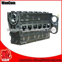 China Supply Original 4-Stroke K19 Diesel Engine Cylinder Block