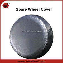 "High Quality PVC 4"" x 7"" x 13"" Iinch ODM And OEM Universal Spare Wheel Tire Cover"